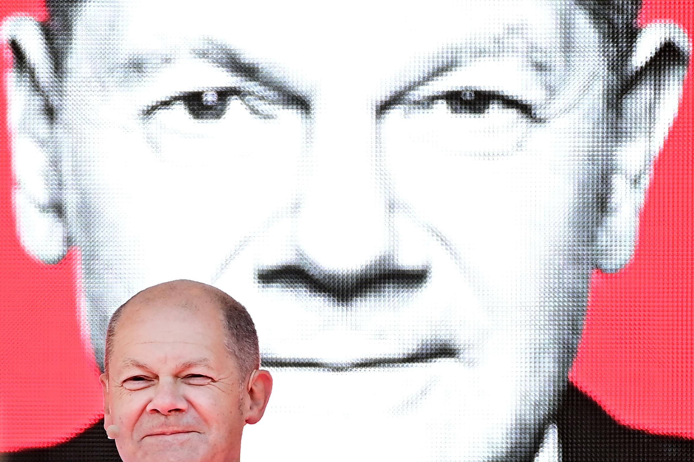 Olaf Scholz, obwohl oft als holzig und wenig charismatisch beschrieben, führte eine fehlerfreie Kampagne