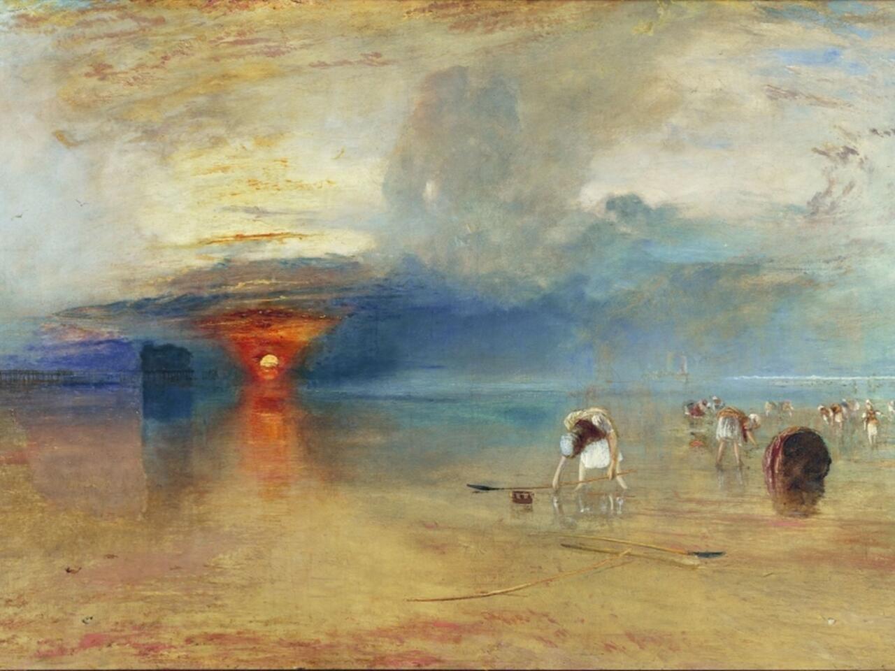 Turner au Grand Palais, l'éblouissement en peinture