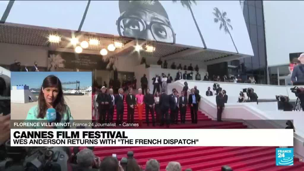 2021-07-13 09:10 Cannes: Wes Anderson doubles-down on his unique schtick with 'The French Dispatch'