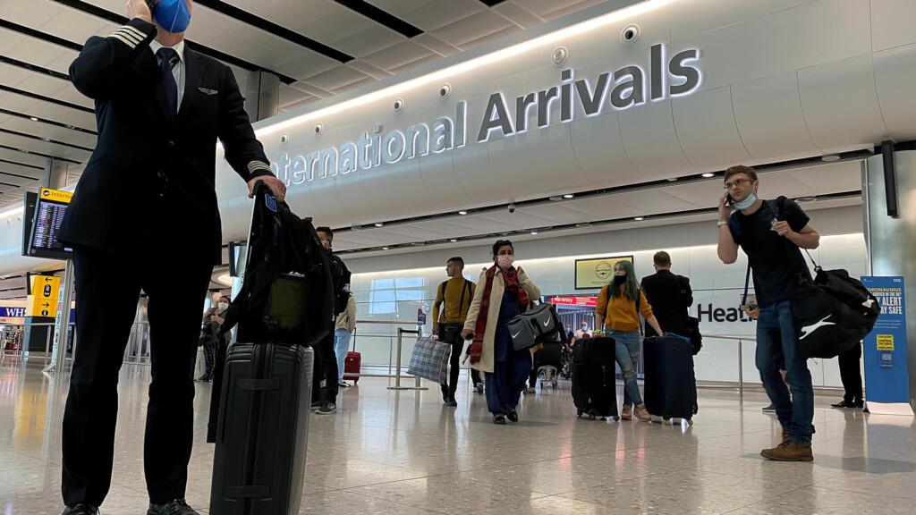 Covid-19: le Royaume-Uni lève les mesures de quarantaine pour près de 70 pays
