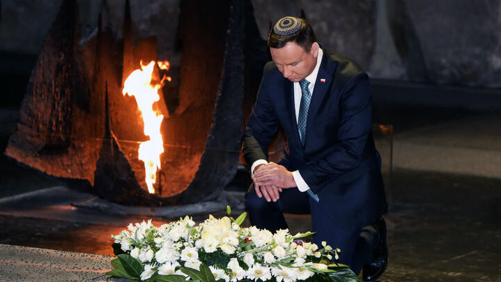 Krakow's Jewish community copes with Poland's controversial