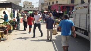 في سوق أريانة في العاصمة تونس. 14 سبتمبر/أيلول 2019.
