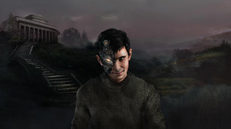 Une photo-concept de Norman, l'intelligence artificielle entraînée pour devenir sociopathe.
