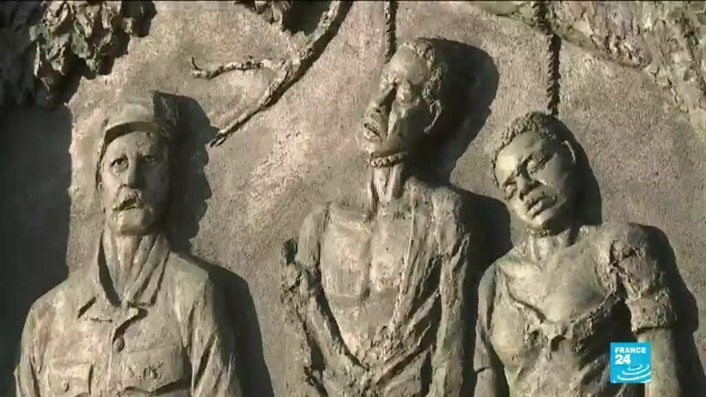 """2021-05-28 13:04 Colonialisme en Namibie : l'Allemagne reconnaît avoir commis """"un génocide"""""""