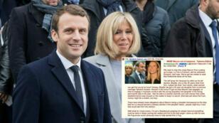 Emmanuel Macron, prochaine victime des trolls de 4chan.