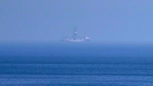 Turkey-Gas-drilling