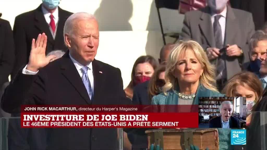 2021-01-20 20:54 Investiture de Joe Biden : un président ouvertement croyant