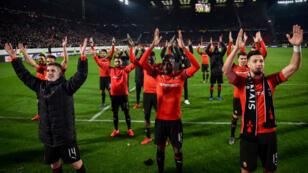 À l'aller, le Stade Rennais l'a emporté 3-1 face à Arsenal.