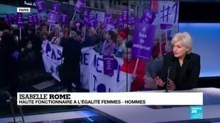 2020-01-27 13:15 Violences conjugales en France : le phénomène d'emprise sera pris en compte par la loi