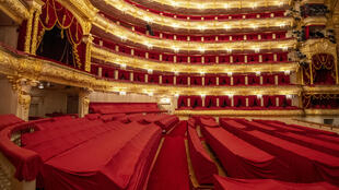 The Bolshoi, like other Moscow theatres, has not staged any shows since March 16