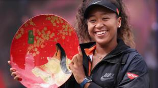 Le 22 septembre 2019 Naomi Osaka remportait le Pan Pacific Open d'Osaka, sa ville de naissance