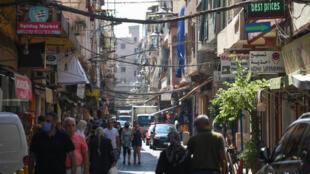 برج حمود بيروت