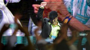"""""""Timochenko"""", chef de l'ancienne guerilla devenue parti politique, sera candidat à la présidentielle colombienne de 2018."""