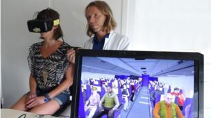 La réalité virtuelle n'est pas qu'un jeu. Elle aide aussi à soigner.