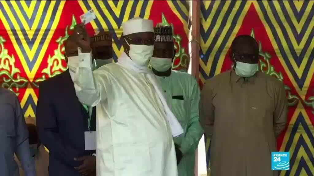 2021-04-20 16:01 Mort d'Idriss Déby : à peine réélu, le président tchadien meurt à l'âge de 68 ans