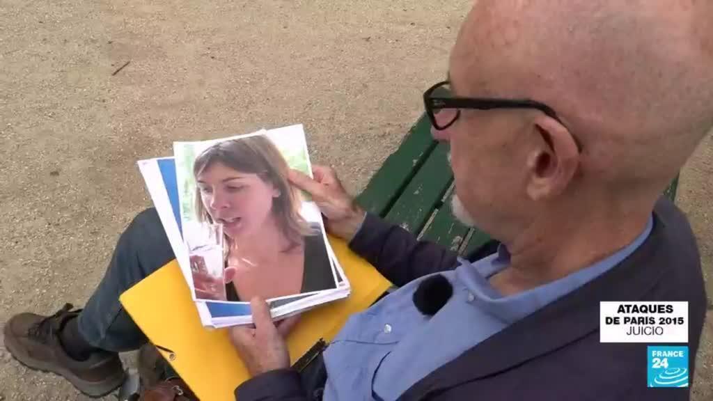 2021-09-09 14:36 Georges Salines, padre de una de las víctimas del Bataclán, ayuda a prevenir la radicalización