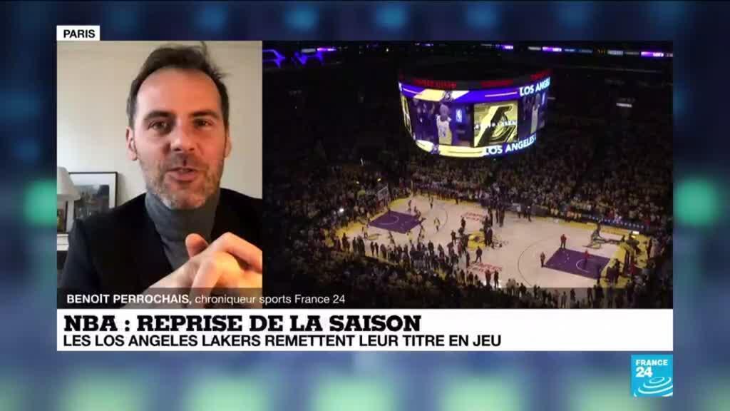 2020-12-22 13:11 Reprise de la saison NBA : les Los Angeles Lakers remettent leur titre en jeu