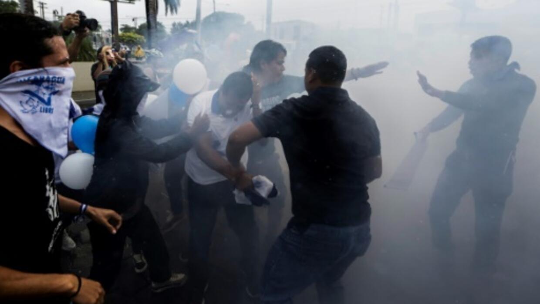 EU approves sanctions framework for Nicaragua