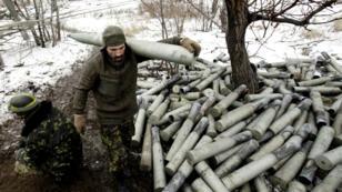 Depuis le 29 janvier 2017, les combats ont causé la mort d'au moins 13 personnes près d'Avdiïvka (est).