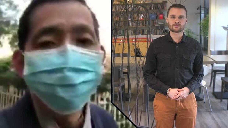 Les Observateurs - À Wuhan, ces lanceurs d'alerte chinois qui filment la réalité de l'épidémie de coronavirus Covid-19