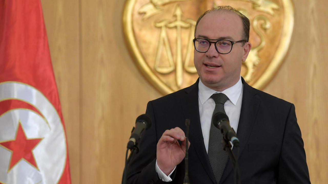 إلياس الفخفاخ رئيس الوزراء التونسي.