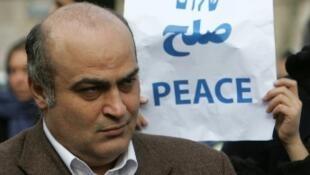 Ciamak Morsadegh, dépué juif iranien