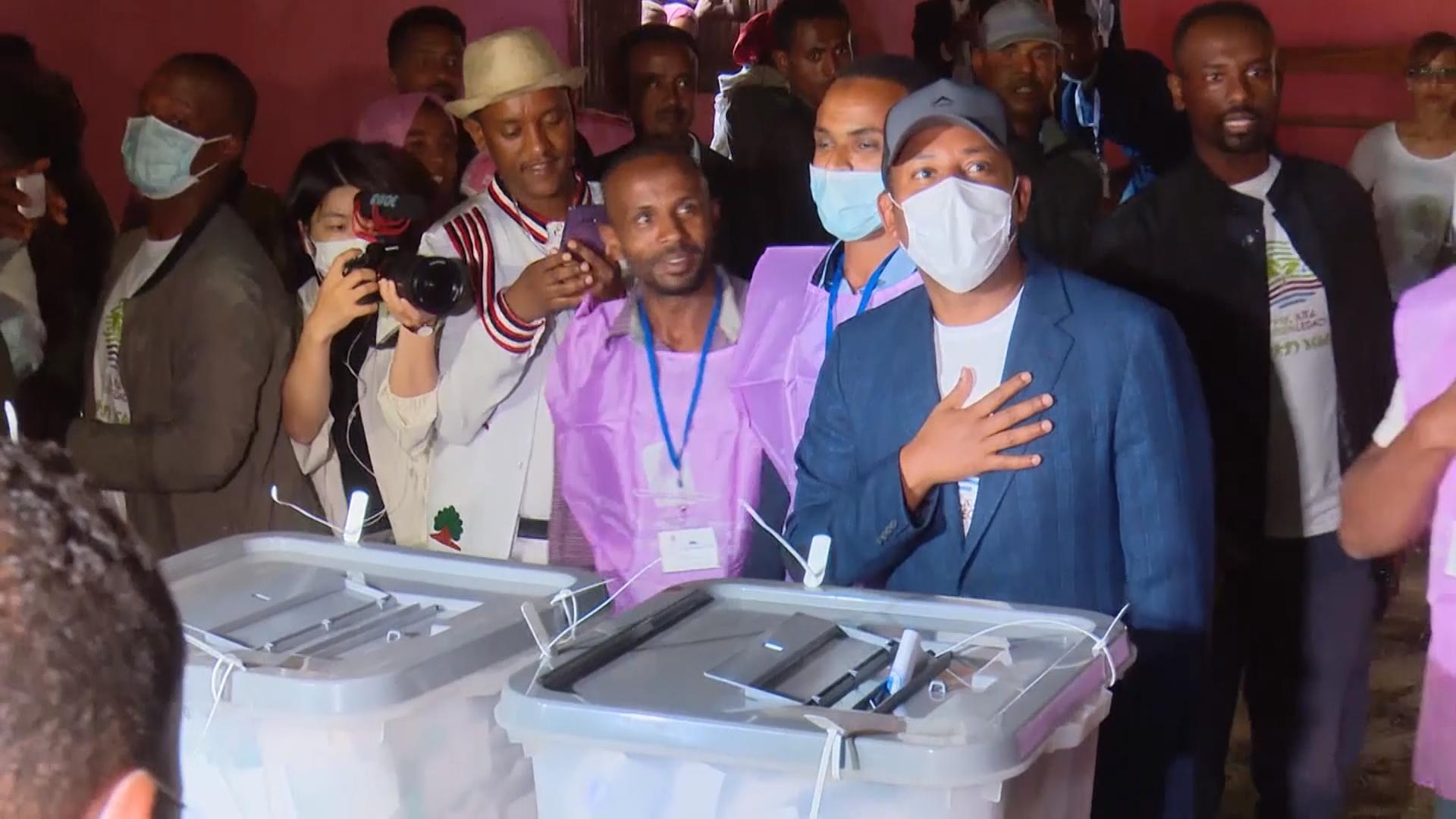Législatives et régionales en Ethiopie : les électeurs ont voté en nombre ce lundi