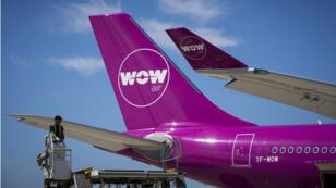 Tous les vols WOW Air sont annulés