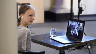 Greta Thunberg has said it is 'likely' she contracted the new coronavirus