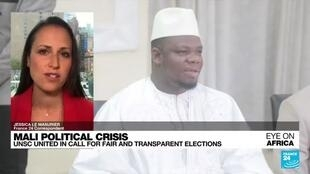 2021-06-14 22:47 Mali political crisis: UN calls for free, fair polls minus coup leaders