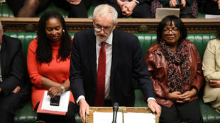 Corbyn suspendido laborista