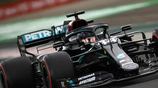 Hamilton is chasing a record-equalling seventh world title this season