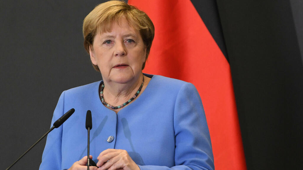 """ميركل تؤكد من القدس أن أمن إسرائيل """"مسألة محورية لأي حكومة ألمانية"""" thumbnail"""
