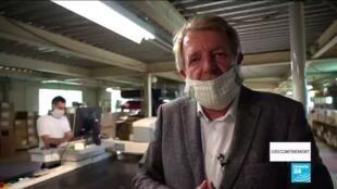 2020-05-22 16:49 Vosges : Quel avenir pour la nouvelle filière de fabricants de masques et surblouses en textile ?