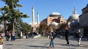 منطقة السلطان أحمد في إسطنبول