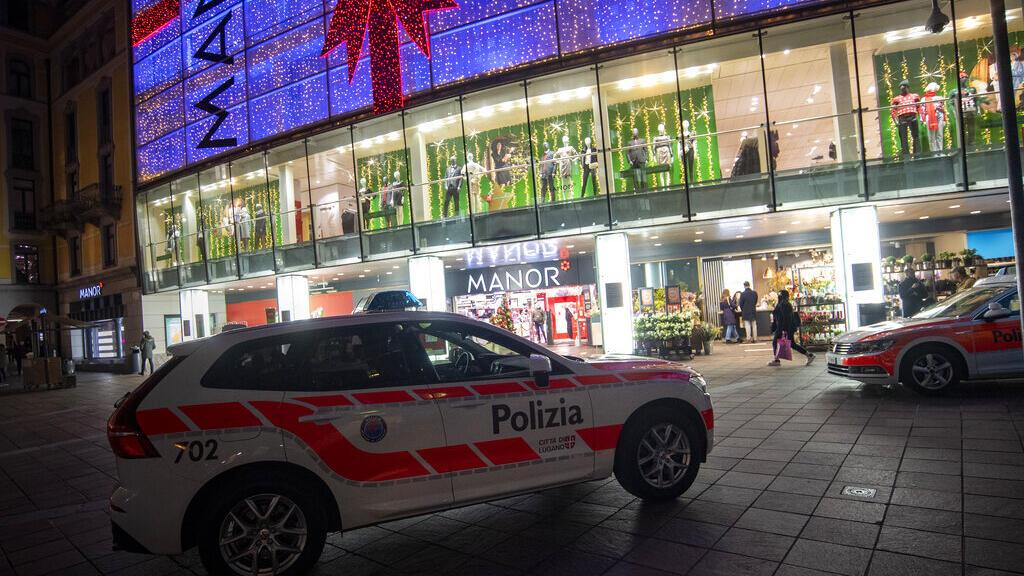 Suisse : attaque dans un supermarché, la police n'exclut pas des