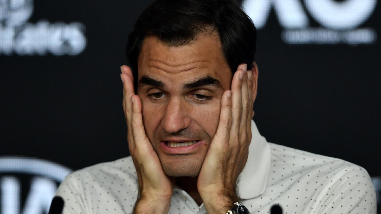 Federer Has Low Expectations At Australian Open France 24