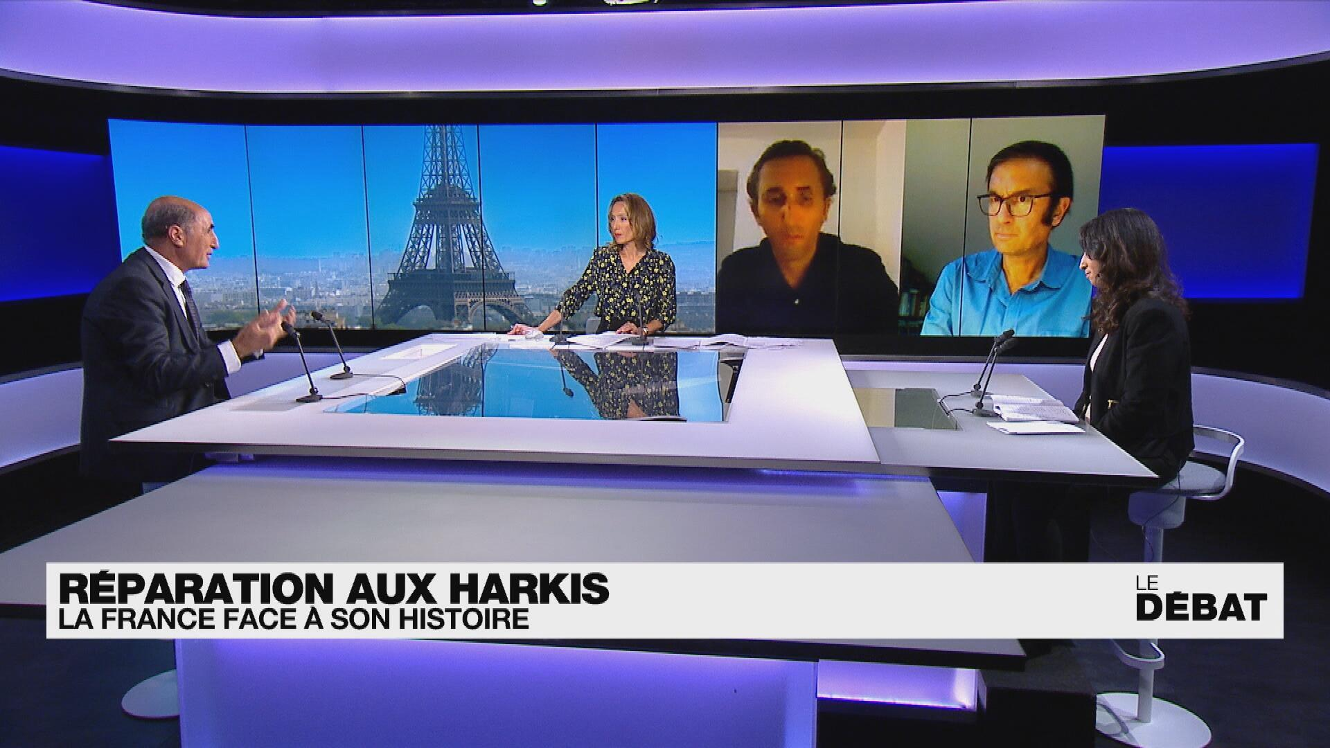 Le Débat de France 24 - lundi 20 septembre 2021
