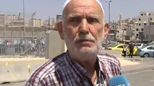 إسرائيل منعت حتى كبار السن من دخول المسجد الأقصى لأداء صلاة الجمعة.