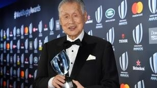 Rugby boss Mori said he would stay on at the Tokyo 2020 organising committee