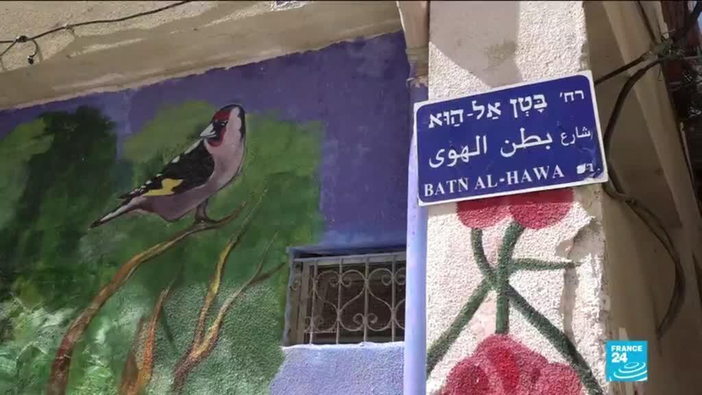 2021-05-28 14:04 Tensions à Jérusalem-Est : des familles palestiniennes toujours menacées d'expulsion