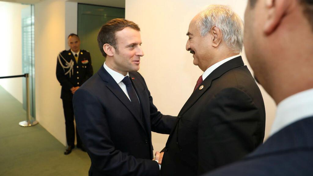 """La Turquie accuse à son tour la France de """"jouer à un jeu dangereux"""" en Libye"""