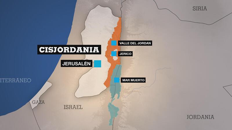 Valle del Jordán