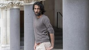 Behrouz Boochani has been in New Zealand since November when he applied for refugee status