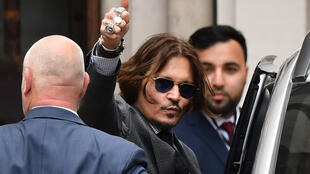 Depp was accused of 'irrational mood swings and abnormal behavioural patterns'.