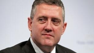 "St Louis Fed President James Bullard called the current interest rate ""a good level"""