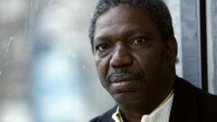 Idrissa Ouédraogo à la Cinémathèque française en janvier 2008.