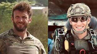 Cedric de Pierrepont et Alain Bertoncello ont été tués dans l'opération de l'ibération des otages menée dans le nord du Burkina Faso dans la nuit du 8 au 9 mai 2019.