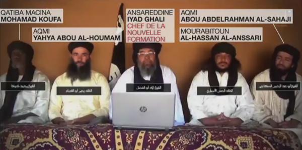 La réunion des chefs jihadistes