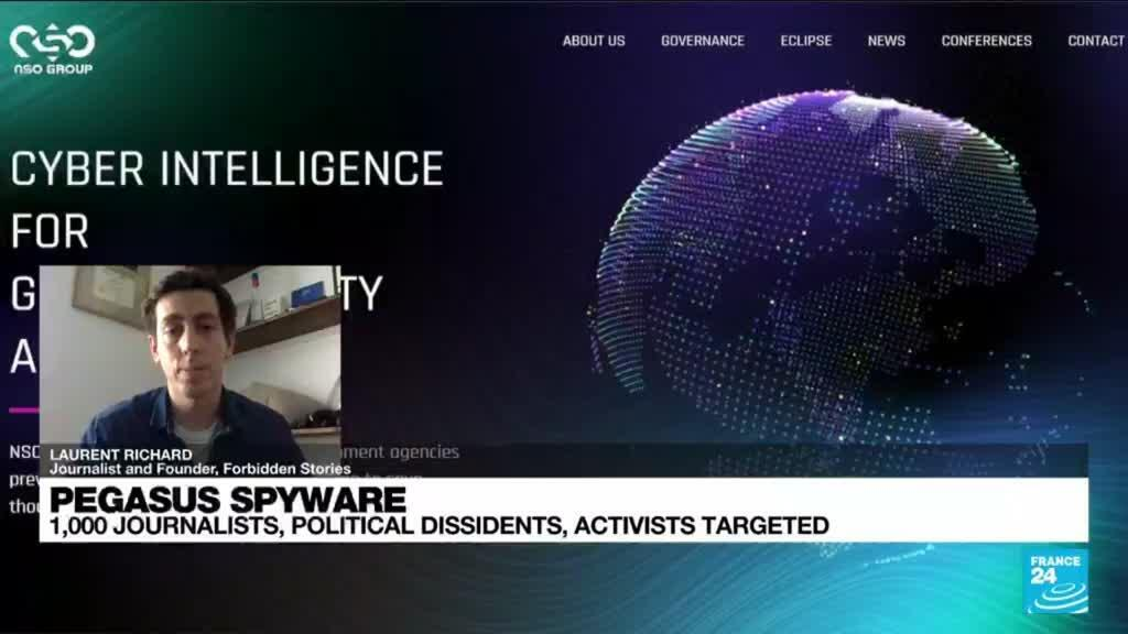 2021-07-19 14:11 Who is the NSO group behind Pegasus spyware?